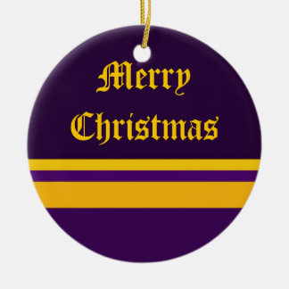 Tiger Spirit Christmas Ornament