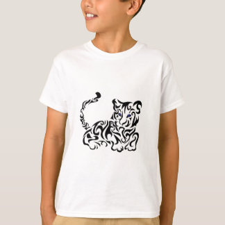 Tiger Squirls T-Shirt