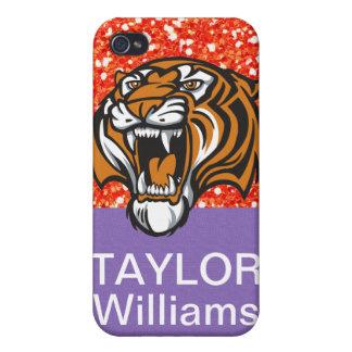 Tiger - SRF iPhone 4 Cases