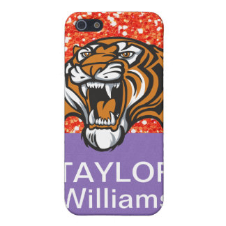 Tiger - SRF iPhone 5 Cover