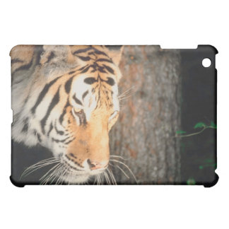 Tiger stalking iPad mini case