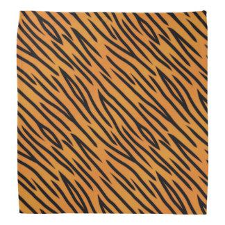 Tiger Stripe Pattern Bandana