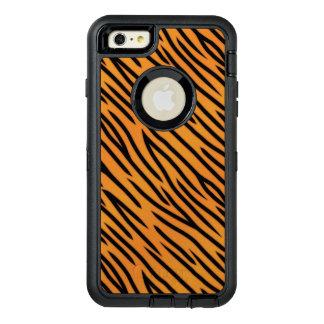 Tiger Stripe Pattern OtterBox Defender iPhone Case
