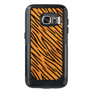 Tiger Stripe Pattern OtterBox Samsung Galaxy S7 Case