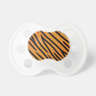 Tiger Stripe Pattern Pacifiers