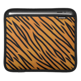 Tiger Stripe Pattern Sleeve For iPads