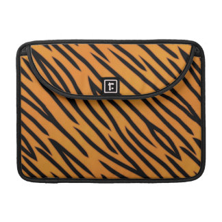 Tiger Stripe Pattern Sleeve For MacBooks