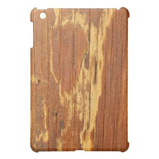 Tiger Striped Urban Wood Texture Ipad Case
