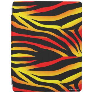 Tiger Stripes Animal Print Pattern iPad Case iPad Cover
