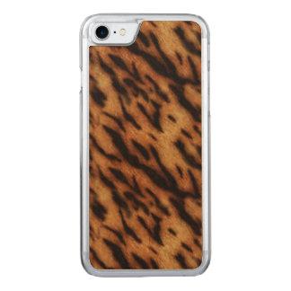 Tiger Stripes Carved iPhone 8/7 Case