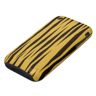 Tiger Stripes iPhone 3 Tough Covers