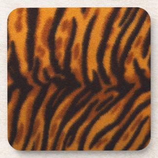 Tiger stripes. coaster