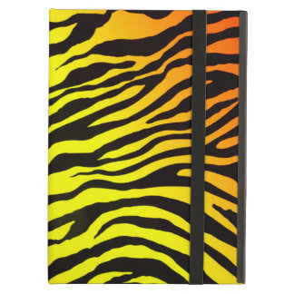 Tiger Stripes Cover For iPad Air