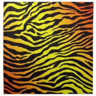 Tiger Stripes Napkin