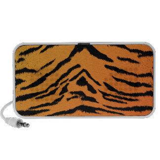Tiger Stripes Notebook Speaker