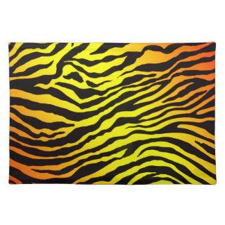 Tiger Stripes Placemat