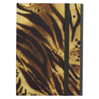 Tiger Stripes Safari Print iPad Air Case