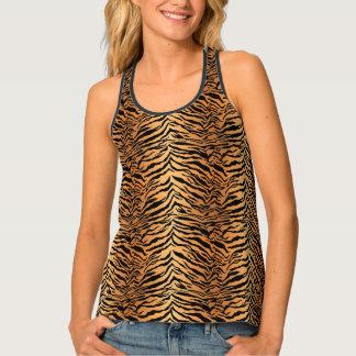 Tiger Stripes Tank Top