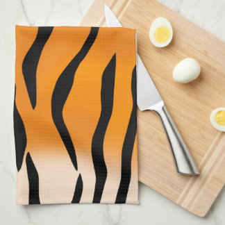 Tiger Stripes Tea Towel