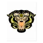 Tiger Style 1 Postcard
