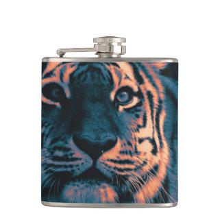 tiger,sunset flasks