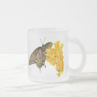 Tiger Swallowtail Butterfly - Dark Phase Coffee Mug