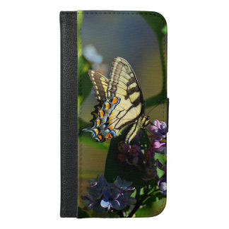 Tiger Swallowtail Butterfly iPhone 6/6s PlusCase iPhone 6/6s Plus Wallet Case