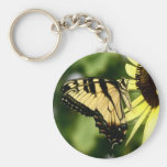 Tiger Swallowtail butterfly Key Chain