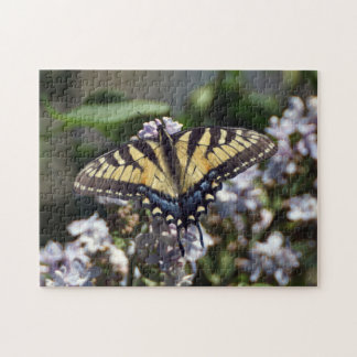 Tiger Swallowtail Butterfly Puzzle