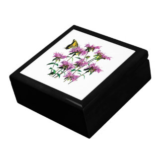Tiger Swallowtail on Bee Balm Gift Box