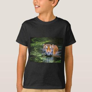 Tiger Swimming T-Shirt