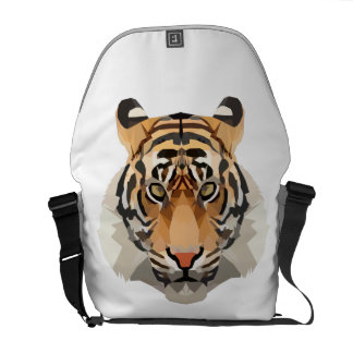 Tiger the king commuter bag