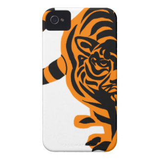TIGER THE KING OF JUNGLE iPhone 4 COVER