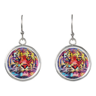 Tiger Tiger Earrings