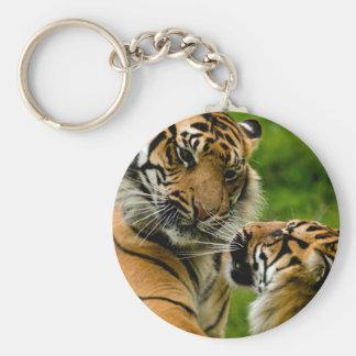 Tiger tiger key ring