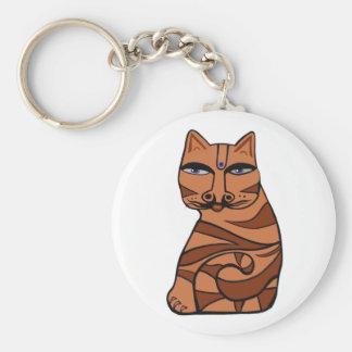 Tiger Tiger Keyring Keychain