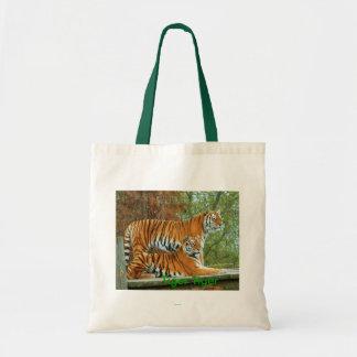 Tiger! Tiger! Tote Bag