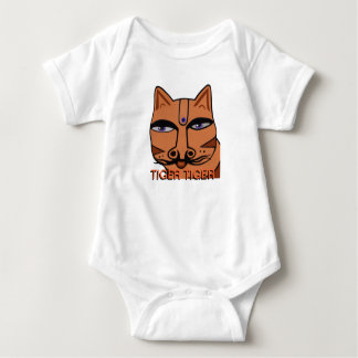 Tiger Tiger Vaishnava Baby T-Shirts
