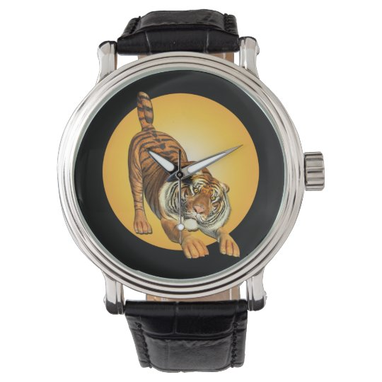 Tiger Time Wrist Watches