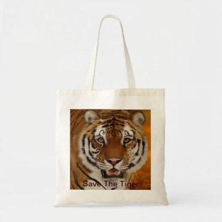 Tiger - Tote Bag