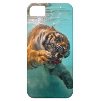 Tiger Underwater Barely There iPhone 5 Case