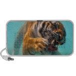 Tiger Underwater Travel Speakers