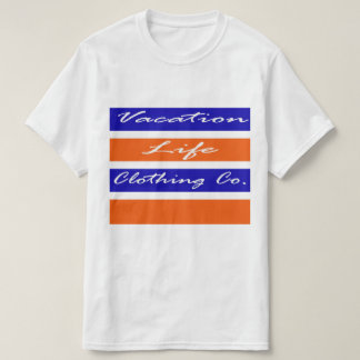 Tiger Vacation Pride T-Shirt