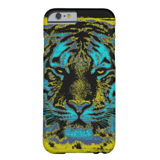 Tiger Vintage #2 Barely There iPhone 6 Case