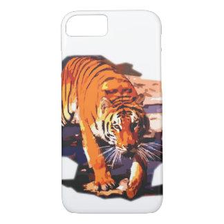 Tiger Walking iPhone 7 Case