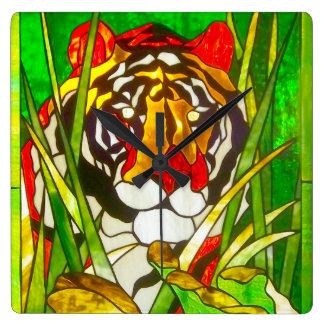 Tiger Wall Clocks