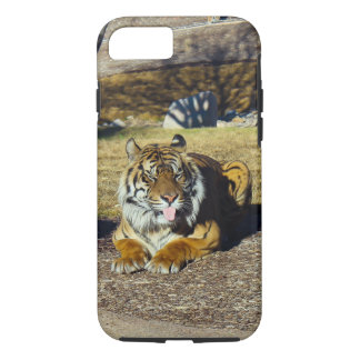 Tiger with a 'tude! iPhone 7 case