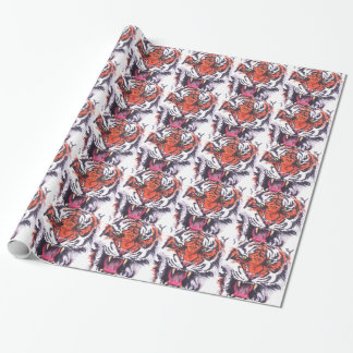 TIGER WRAPPING PAPER