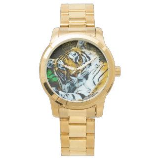 Tiger Wrist watch