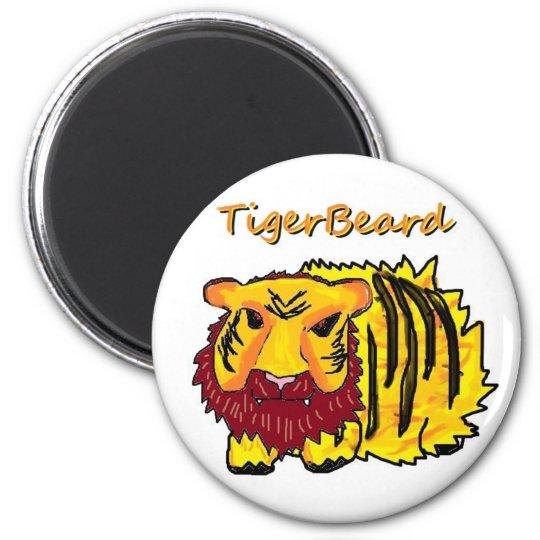 Tigerbeard Magnet